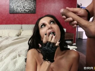 Hard Anal Pounding and Face Fucking Compilation with Facials