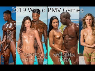 2019 World PMV Games – Erotic Vacation