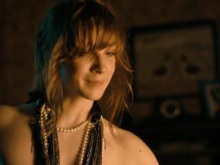 """Vica Kerekes in """"Men in hope"""""""