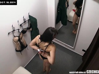 Changing Room Voyeur