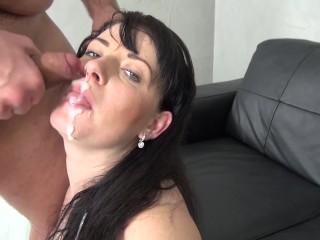 Huge Natural Tits – Fuck Suck and Facial