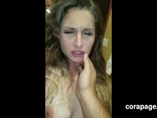 Fucking This Gorgeous Mexican Hooker In A Motel Room