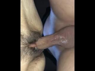 Hooker creampie raw fuck