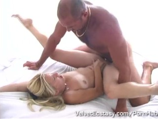 Horny Petite Girl gets Tied Up, Choked and Fucked Hard.