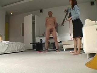 Japanese Hotel Hooker Femdom Humiliation
