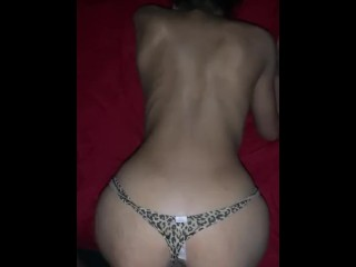 Tight Redbone Pussy In Thong