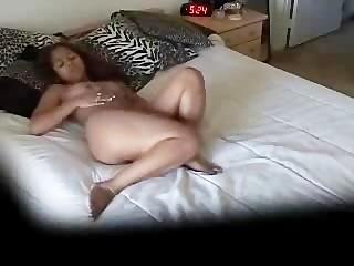 sexy redbone playing