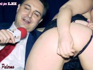 Pompino all'aperto di Valentina Palermo ad Andrea Diprè