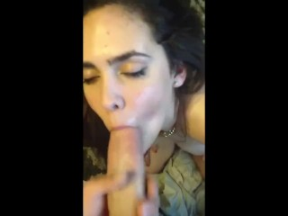 State Smokes – College Teen Blowjob & Facial Compilation