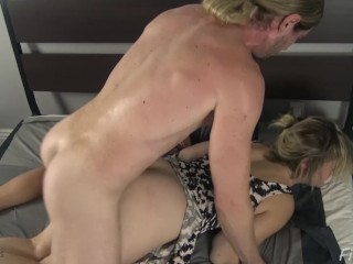 StepSon Makes Mom Fuck Him Against Her Will – Fifi Foxx and Cock Ninja