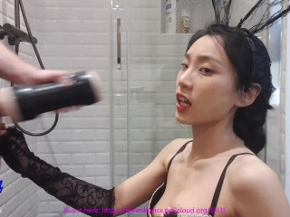 June Liu 刘玥 / SpicyGum – Chinese Teen Trying New Toys / PART 1 / Pornhub Toys Unboxing!