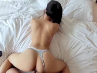 Loliiiiipop99- Tinder Fuck Asian private Trainer in Hotel 【SUB】