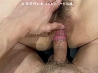Discipline cute Asian slave and fuck her hard 温柔调教水流不止小乖狗 全程淫语 中文普通话 国语对白