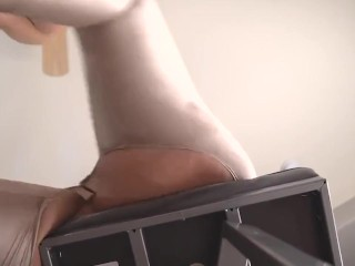 ebony big booty babe takes it up the ass chinese