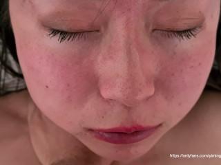 Date YimingCuriosity 002 – Take My Chinese Girlfriend Out -Asian Teen Petite Deepthroat Facefuck POV